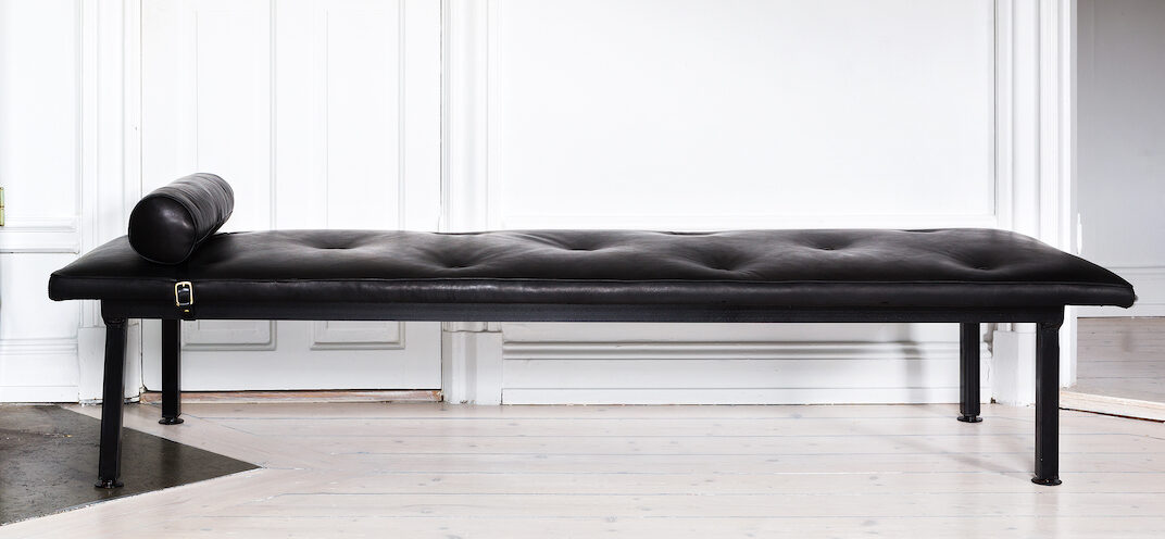 Ellinor Halling Leather daybed