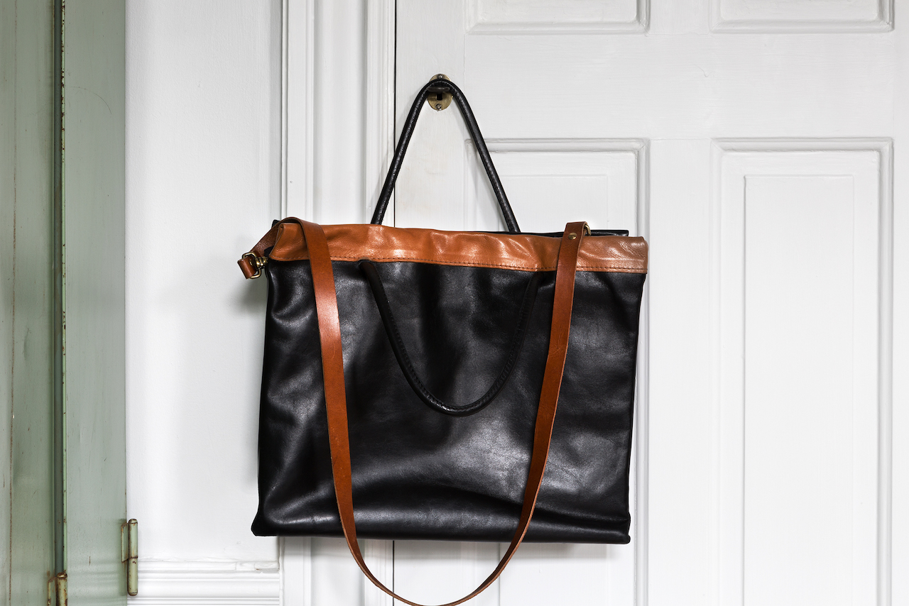 EH Leather bag