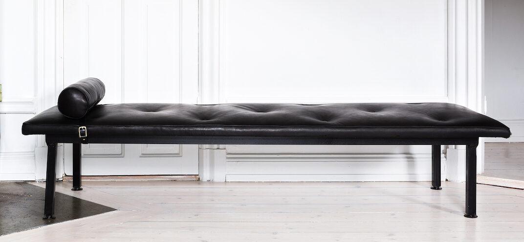 Ellinor Halling Leather daybed